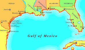 map of the gulf of mexico subsea 7 awarded contract offshore gulf of mexico oilandgaspress