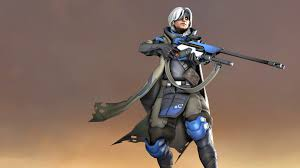 ana overwatch wallpapers ana by backuphero overwatch wallpapers