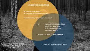 emploi cuisine collective recherche emploi cuisine collective 100 images la
