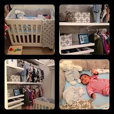 Baby Mod Mini Crib by Closet Nursery In Nyc With Babyletto Greyson Mini Crib U003c3