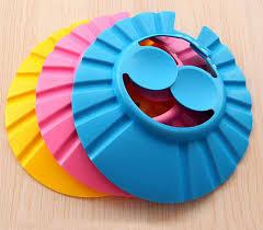 baby shower caps aliexpress buy 1pc new waterproof baby shoo cap baby