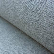 wool upholstery fabric herringbone galloway smoke grey