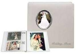 wedding photo albums 5x7 silver wedding album post bound pocket album for 5x7