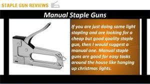 christmas light staple gun sharpshooter heavy duty staple gun by staplegun4 issuu
