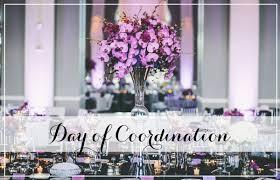 day of wedding coordinator bridal day britt home