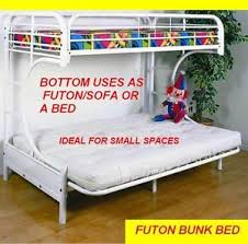 Bunk Bed With Futon On Bottom Bunk Bed Futon Bottom Kijiji In Ontario Buy Sell Save With
