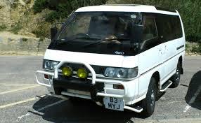 mitsubishi delica 4x4 mitsubishi delica 4wd mpv free stock photo public domain pictures