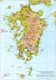 Iwo Jima On World Map by Chapter 13