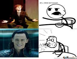 Tom Hiddleston Memes - ah tom hiddleston by hellian meme center