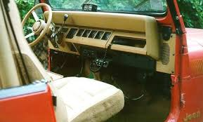 jeep wrangler 88 swapping a cj dashboard into a yj road com