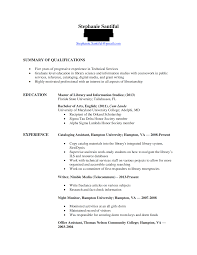 Two Page Resume Header For Public Review Stephanie Santiful Hiring Librarians