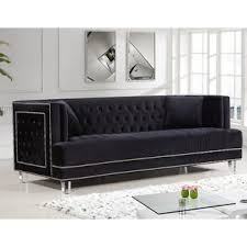 Chesterfield Sofa Beds Velvet Sofas Joss