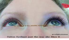 microblading permanent make up eyelash canada