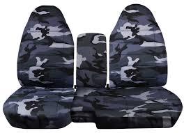 amazon com 1998 2003 ford ranger mazda b series camo truck seat
