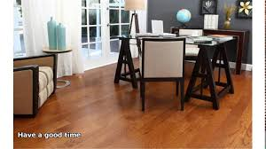 Youtube Laminate Flooring Installation Gunstock Hardwood Flooring Youtube