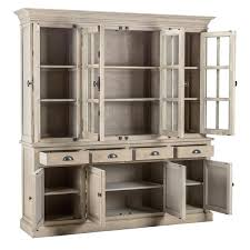 china cabinets and hutches reclaimed wood inch china cabinet by