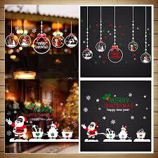 50 70cm merry snow reindeer santa claus snowman wreath