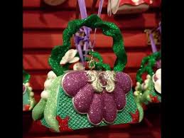 disney character ornament artist handbag series