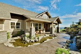 craftsman house plan with photos sensational plans pacifica