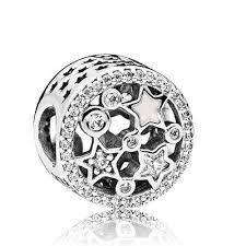 authentic pandora charms silver gold two tone ben bridge jeweler