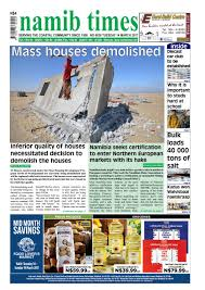 07 april namib times e edition by namib times virtual issuu