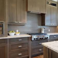 Images Of Kitchen Interiors Taupe Kitchen Cabinets Design Ideas