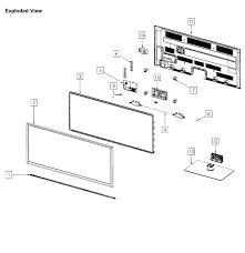 samsung plasma tv parts model pn51e530a3fxzatd04 sears partsdirect
