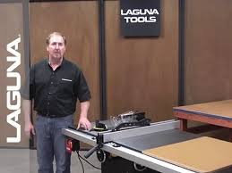 laguna fusion table saw fusion tablesaw setup part 1 of 18 youtube