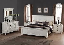 Dresser As Nightstand Amazon Com Roundhill Furniture Regitina 016 Bedroom Furniture Set