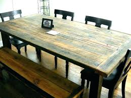 distressed round dining table distressed rustic dining table distressed rustic dining table rustic