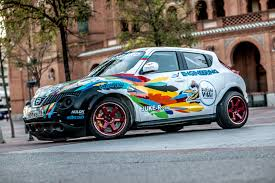 nissan juke type r nissan juke r is going for gold during unlim 500