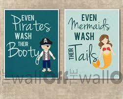 Pirate Bathroom Decor by 30 Best Kids Bathroom Images On Pinterest Kid Bathrooms