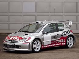 peugeot 206 sport 2001 peugeot 206 wrc pictures history value research news
