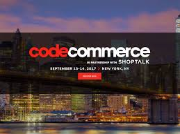 New York City 2017 Event Calendar Code Commerce September 2017 New York Ny Recode Events