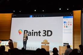 Home Design 3d Ipad Undo by The New Microsoft Paint Lets You Share Terrible 3d Doodles