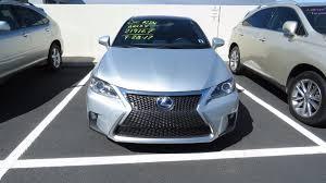 lexus ct 200 h 2015 used lexus ct 200h 5dr sedan hybrid at toyota of