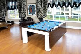 combination pool table dining room table the ultimate dining and pool game table combo ideas for the house