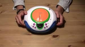 cd player für kinderzimmer test kinder cd player test lenco scd 40