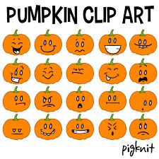 halloween faces clip art 68