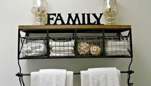 bathroom basket ideas wall shelves metal basket lewtonsite