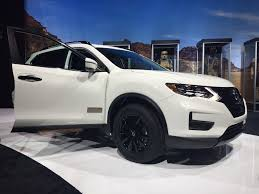 car nissan 2016 nissan rogue debuts to starfighters and dancing stormtroopers la