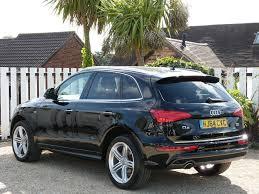 Audi Q5 6 Cylinder Diesel - used phantom black audi q5 for sale dorset