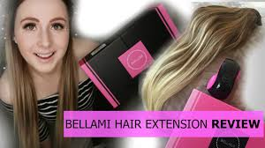 bellami hair extensions canada bellami hair extensions are they worth it my review