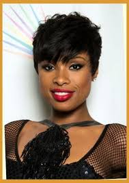 Jennifer Hudson Short Hairstyles The Most Incredible Jennifer Hudson Short Hairstyles Intended For