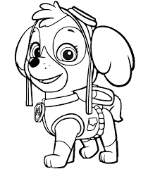 print now colouring kids pinterest paw patrol paw patrol