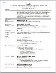 Resume Template Free Download Australia Resume Template Australia Word Download 275 Free Resume Templates