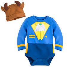 Halloween Costumes Baby Boy 3 6 Months Disney Store Beauty U0026 Beast Halloween Costume Baby