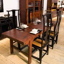 Dining Room Chairs And Benches Small Dining Room Table With Chairs Long Skinny Bench Narrow