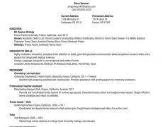 undergraduate sample resume 12 nardellidesign com