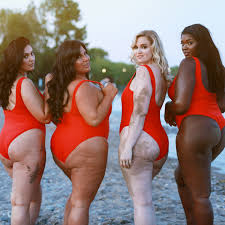 why these 4 canadian plus size models are unedited photos